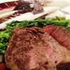 オステリア ブッコ - 料理写真:黒田庄産の和牛もも肉、炭火焼き