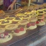 マルヤ製菓 - 作ってる過程での1枚