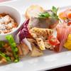 ディッシュ - 料理写真:前菜の盛り合わせ