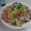 貴龍軒 - 料理写真:具沢山のチャンポン。