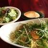 サーチ - 料理写真:本日のパスタ、釜玉パルメザンチーズのパスタセット750円です