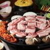 韓国家庭料理 鐘路本家 - 料理写真:生サムギョプサル