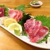 魚男 - 料理写真:本まぐろ希少部位3点盛り