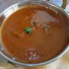 ディープ - 料理写真:マトンカレー(激辛)