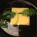 丸鮨別館まるやま - 卵豆腐