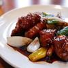 蘭桂坊 - 料理写真:黒酢豚