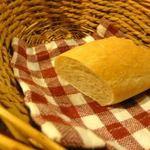 ビストロ プロスペレ アンサンブル - 自家製パン