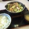 吉野家 - 料理写真:牛バラ野菜焼 590円☆(第二回投稿分①)