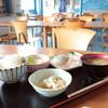いただきさんの海鮮食堂 - 料理写真:日替定食 (1050円) '15 4月中旬