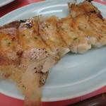 虎 - 焼き餃子