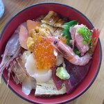 えび屋亦兵衛 - 料理写真:お薦め丼