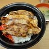 どん亭 - 料理写真:焼肉ライス(普通盛) 450円