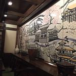美濃吉 - 京都名所案内図