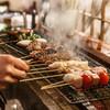 地鶏や 徳兵衛 - 内観写真:徳島の銘柄鶏阿波すだち鶏を使用したこだわりの炭火焼き串です。