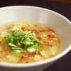 オラ - 料理写真:白い麻婆豆腐