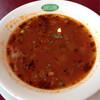コンプレアンノ - 料理写真:ランチセットのスープ