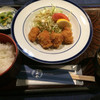 食事処こめや - 料理写真:チキンカツ定食290円