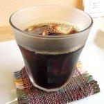 カフェ まこまる - カフェ まこまる 「アイスコーヒー」