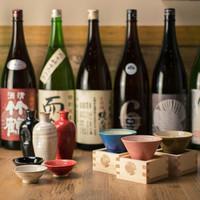 「それがし」で扱う日本酒は、原則として「純米酒」です