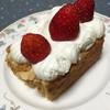 トロンシェ - 料理写真:ミルフィーユ(380円)