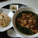 北京大飯店 - 豚の角煮ラーメンセット