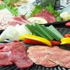 遊・膳 晴れ屋 - 料理写真:鮮度抜群の「馬 焼肉」焼き過ぎ注意です!