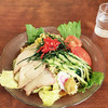 よし川家 - 料理写真:醤油800 。細麺になりませんか。