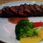 たら福 - 牛サーロインステーキ