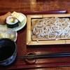 蕎勝人 - 料理写真:ランチセット¥850