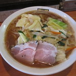 濃菜麺 井の庄 - 濃菜麺