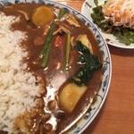 オニオンジャック - お米は発芽米です。