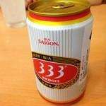 南十字星 - ベトナムのビール