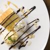 サクラ テラス - 料理写真:シフォンケーキ