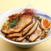 ラーメン 青 - 料理写真:香ばしい炙りトロトロチャーシューがたっぷり!