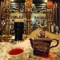 種類豊富な紅茶◆サイフォン式珈琲◆レトロサーバーのビール