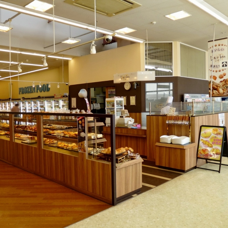 レフボン 藤野店