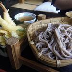 麺屋 喜幸 - 天ざる定食¥980
