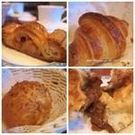 ブレドール - 普段は食べないカレーパンですがめちゃめちゃ焼きたてで熱々はおいしい。