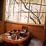 蓮生 - テーブル席