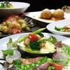 あさ山 - 料理写真:野菜ソムリエプロデュースのアボカド料理※コースは2500円3000円