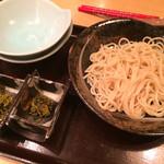 博多華味鳥 - 〆はちゃんぽん麺を選択