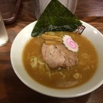 玉五郎 - 煮干ラーメン201504