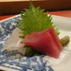 おおさわ - 料理写真:☆アブラメ&鮪赤身(≧▽≦)/~♡☆