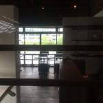 先斗町 魯ビン - 夕方前の二階席も綺麗です