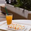 Caffe di FESTA - 料理写真:フルーツサンドウィッチ(ショップ販売品をでカフェで注文可)