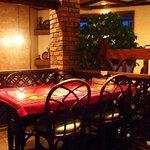 インドレストラン ガンジー   - 店内