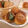 諏訪湖サービスエリア(上り線) 諏訪レイクビューコート - 料理写真:「丸高倉」味噌の焼きおにぎり