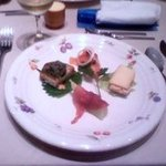 洋食のかね吉 - 前菜のオードブル