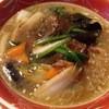 花円茶厨房 - 料理写真:柔らか牛肉と野菜の薬膳麺 1600円