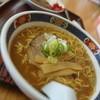 味の万雷 - 料理写真:正油 + カレーセット